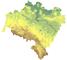 Województwo dolnośląskie - mapa