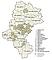 Województwo śląskie - mapa