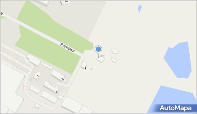 Kruszewiec, Wymiarki, 2, mapa Kruszewiec