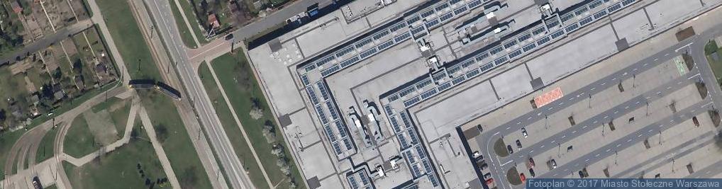 Zdjęcie satelitarne Annopol ul.