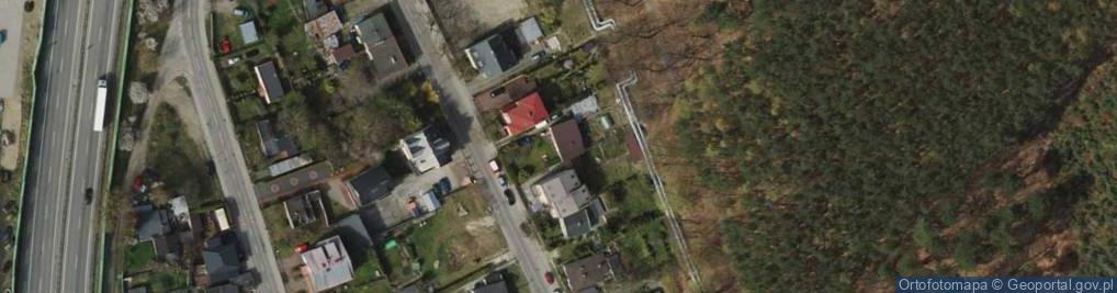 Zdjęcie satelitarne Demptowska ul.