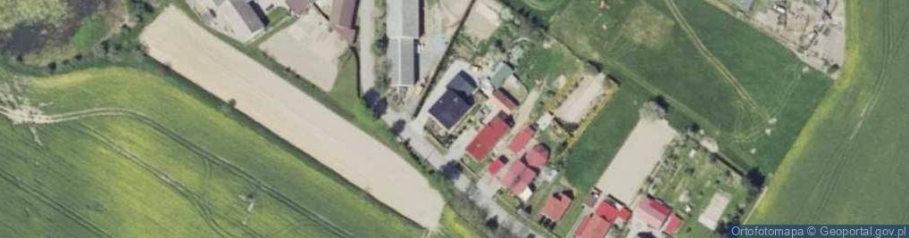 Zdjęcie satelitarne Głogowiec ul.