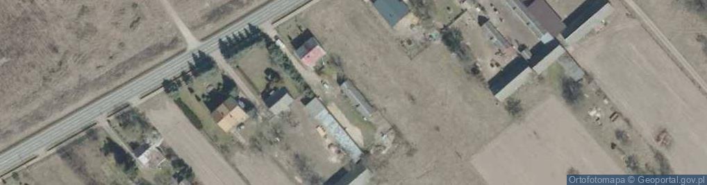 Zdjęcie satelitarne Jeziorko ul.