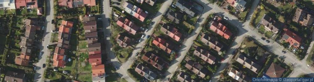 Zdjęcie satelitarne Limbowa ul.