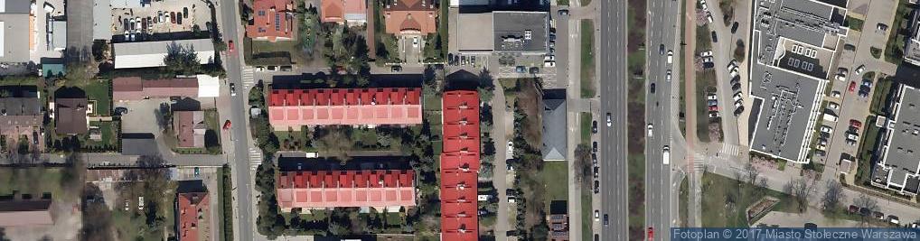 Zdjęcie satelitarne Mączeńskiego Zdzisława ul.