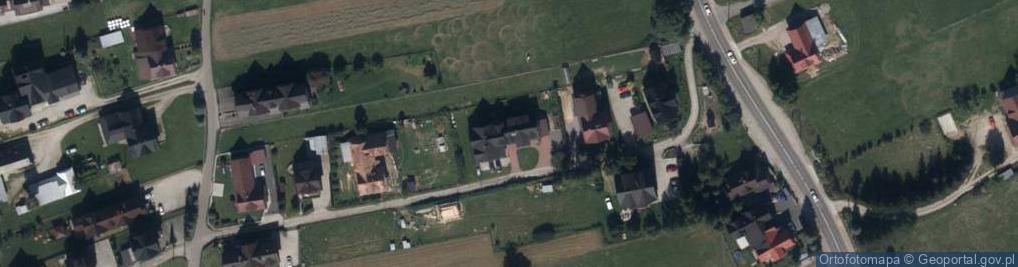 Zdjęcie satelitarne Mrowce ul.
