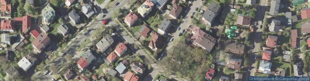 Zdjęcie satelitarne Pawłowa Iwana ul.