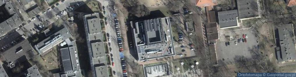Zdjęcie satelitarne Plac Teatralny pl.