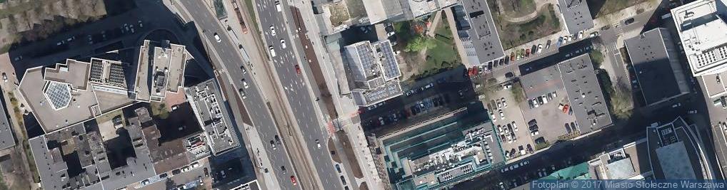 Zdjęcie satelitarne Śliska ul.