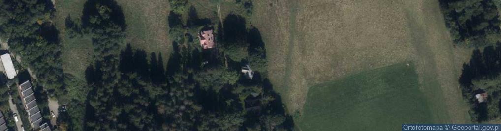 Zdjęcie satelitarne Smrekowa ul.