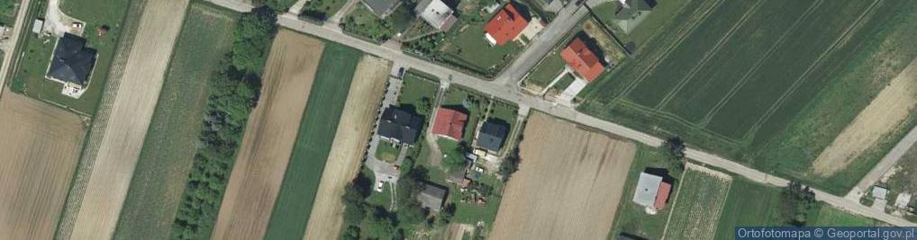 Zdjęcie satelitarne Soczyny ul.