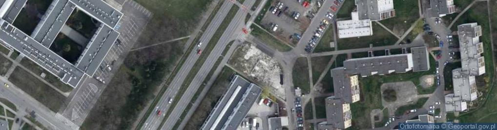 Zdjęcie satelitarne Sosnkowskiego Kazimierza, gen. ul.