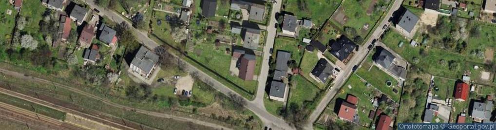 Zdjęcie satelitarne Wojciecha ul.