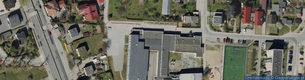 Zdjęcie satelitarne Zawadzkiego Aleksandra, gen. ul.