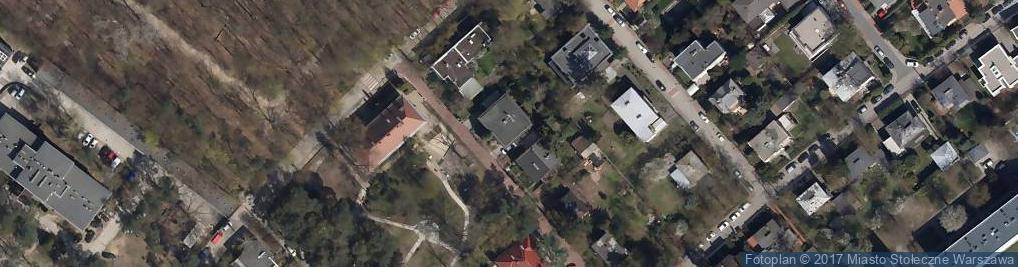 Zdjęcie satelitarne Zuga Bogumiła ul.