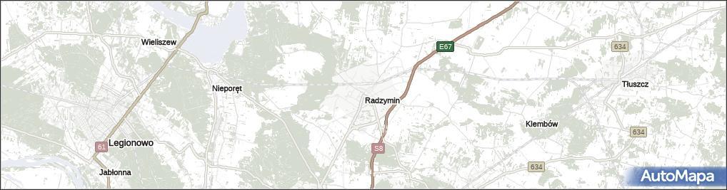 Radzymin gmina Radzymin