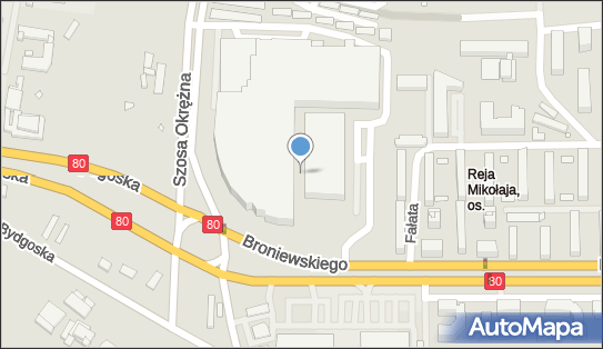 4F, 87-100 Toruń, ul. Broniewskiego 90, godziny otwarcia, numer telefonu