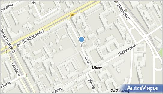 Polish Eagle street-