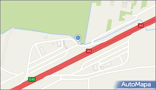 MOP Kłaj, A4, Stanisławice - Autostradowy, MOP - Parking
