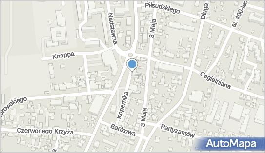 BGŻ BNP Paribas - Oddział, ul. Kopernika 9, Biłgoraj 23-400, godziny otwarcia, numer telefonu