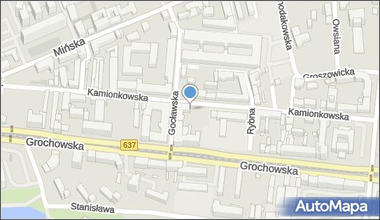 Pedagogiczna Biblioteka Wojewódzka im. KEN w Warszawie, 03-810 Warszawa - Biblioteka, numer telefonu