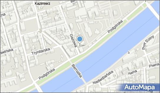 Zakład Gazowniczy w Krakowie, Gazowa 16, Kraków -KSOG - Gazownia, numer telefonu