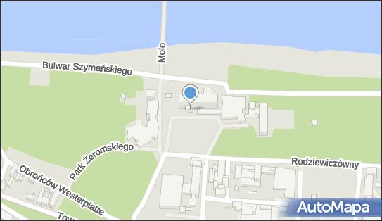 Bałtyk, 78-100 Kołobrzeg, Marii Rodziewiczówny 1 - Hotel, numer telefonu