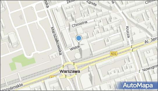 KFC, Widok 26, Warszawa 00-023, godziny otwarcia, numer telefonu