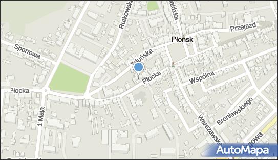 Sklep Odzieżowy Elżbieta, Płocka 14, Płońsk 09-100 - Odzieżowy - Sklep, godziny otwarcia, numer telefonu