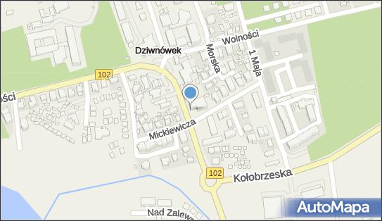 OW Contessa, 72-420 Dziwnówek, Kamieńska 15 - Ośrodek wypoczynkowy, numer telefonu