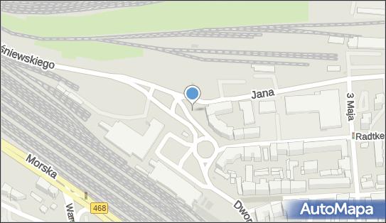 Parkomat, Plac Konstytucji 1, Gdynia-Śródmieście - Parkomat, godziny otwarcia