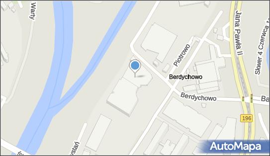 Centrum Wykładowe, Piotrowo 2, Poznań - Politechnika Poznańska