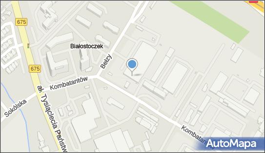 Firma Traffic, Kombatantów 4/1, Białystok 15-110 - Przedsiębiorstwo, Firma, numer telefonu