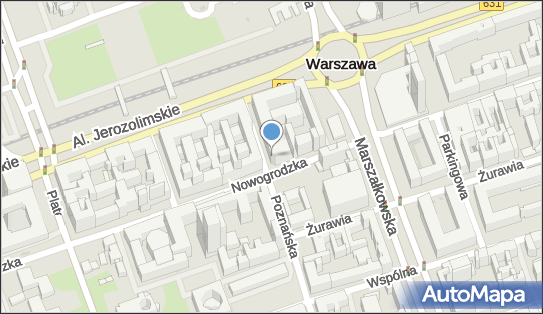 Handel Obwoźny Art Przemysłowymi, Nowogrodzka 40, Warszawa 00-691 - Przedsiębiorstwo, Firma