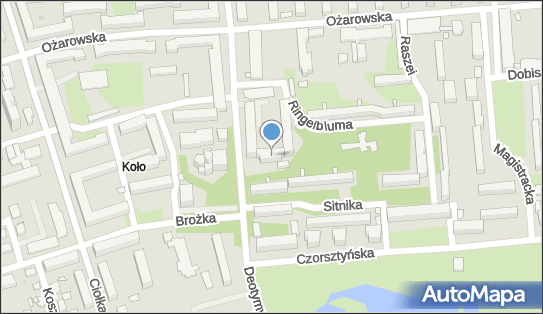 Union Finance, 01-404 Warszawa, ul. Deotymy 52 - Przedsiębiorstwo, Firma, numer telefonu