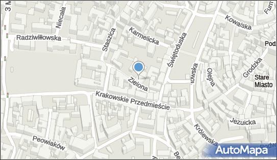 św. Jozafata, Zielona 3, Lublin 20-082 - Rzymskokatolicki - Kościół, numer telefonu
