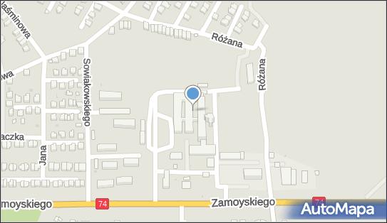 SPZOZ, 23-300 Janów Lubelski, hetm. Jana Zamoyskiego 149 - Szpital, numer telefonu