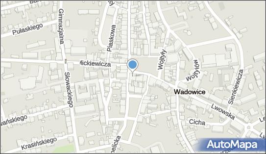 T-Mobile, 34-100 Wadowice, Plac Jana Pawła II 10, godziny otwarcia, numer telefonu