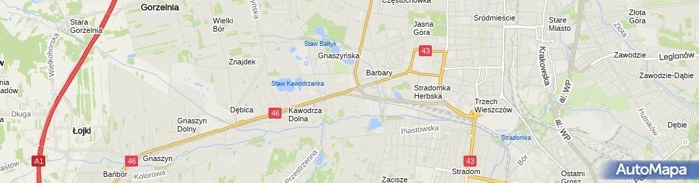 Zdjęcie satelitarne eltrox.pl