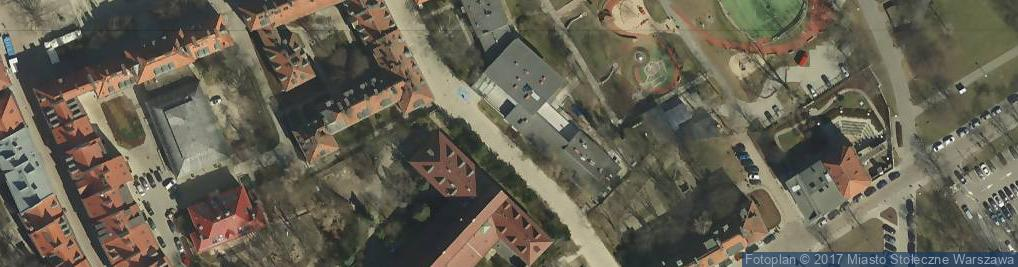 Zdjęcie satelitarne Ulica Stara