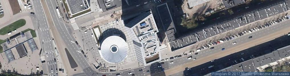 Zdjęcie satelitarne Grupa Biznespartner