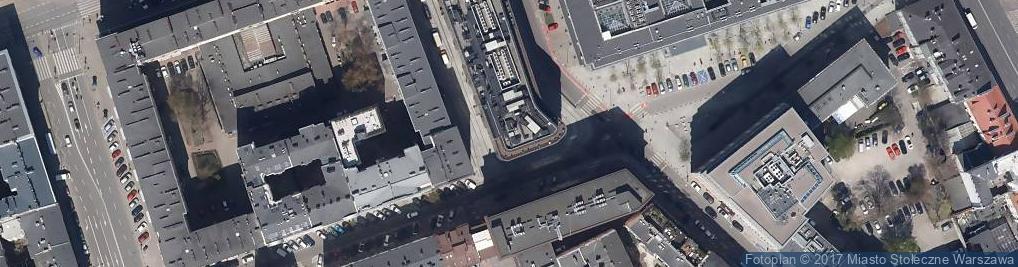 Zdjęcie satelitarne Dom mody vitkAc