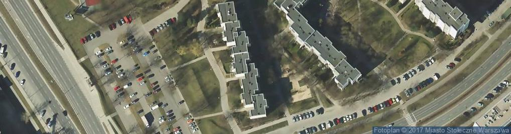 Zdjęcie satelitarne Stomatolodzy - Ochman G, Polak M, Żak M