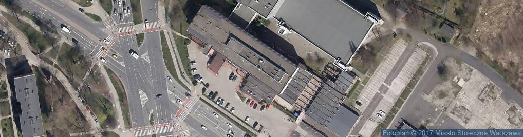 Zdjęcie satelitarne Lotnisko ***