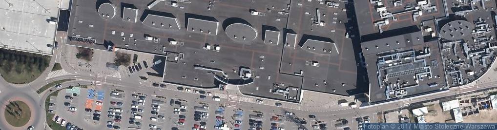 Zdjęcie satelitarne Multikino