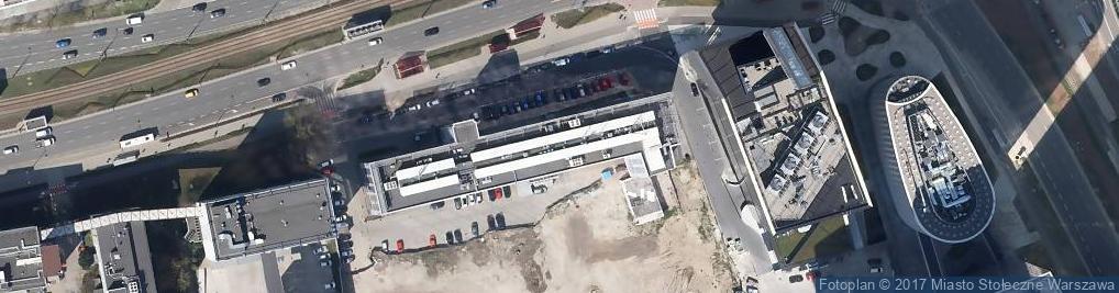 Zdjęcie satelitarne Biuro Obsługi Transportu Międzynarodowego