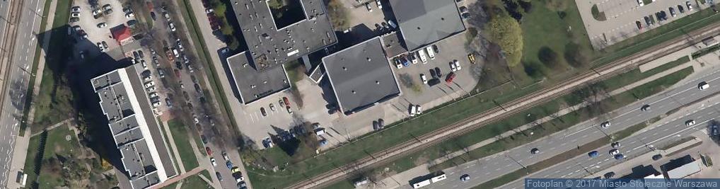 Zdjęcie satelitarne Abexim Sp. z o.o. Autoryzowany Dealer Opel i Chevrolet