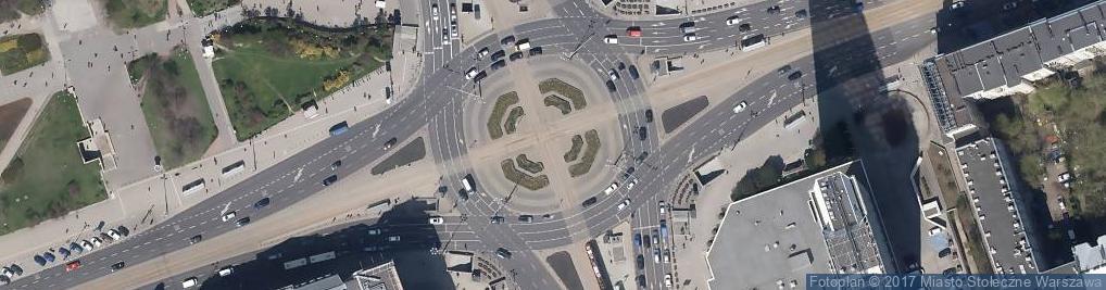 Zdjęcie satelitarne Arkona Engeenering & Construction