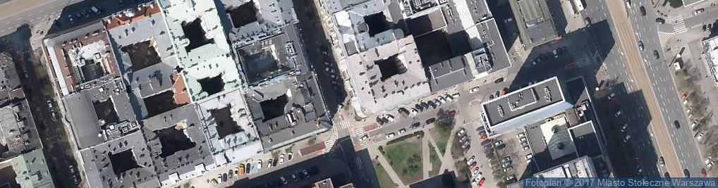 Zdjęcie satelitarne Handel Obwoźny Art Przemysłowymi