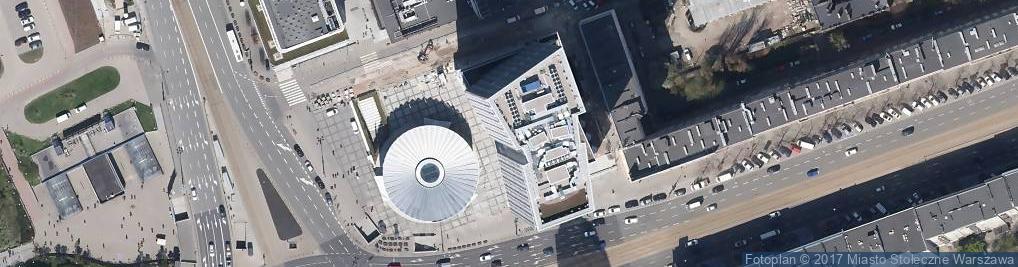 Zdjęcie satelitarne Helena Dmowska - Działalność Gospodarcza